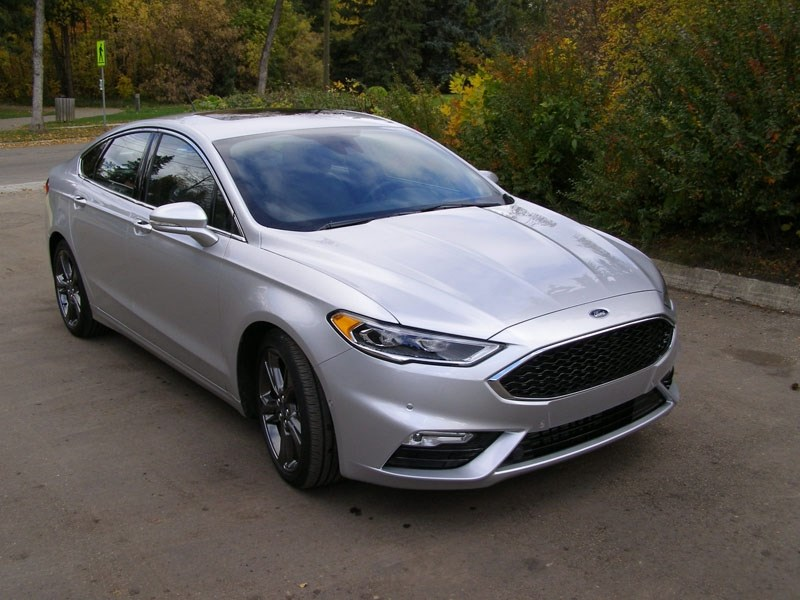 Ford has launched turbocharged V6 into its popular Fusion model that will easily take on other market competitors.