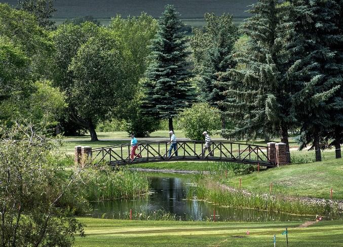 sturgeon valley golf course bridge