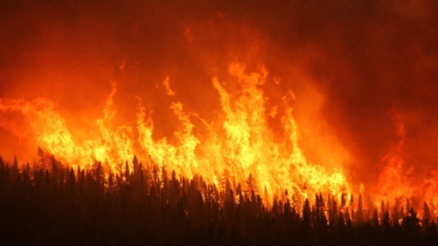 Sudbury Gas Prices >> 17 active forest fires in region, says MNR - TimminsToday.com