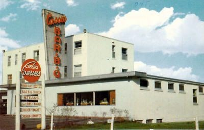 Romano Antoine Cassio opened Cassio's on Lorne Street in 1947, a popular spot for special occasions in Sudbury for decades.