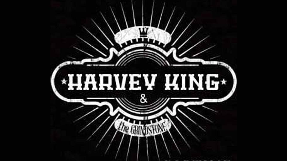 """Harvey King & The Grindstone is a six-piece """"northern soul rock-and-roll"""" Sudbury-based band born in late 2018."""