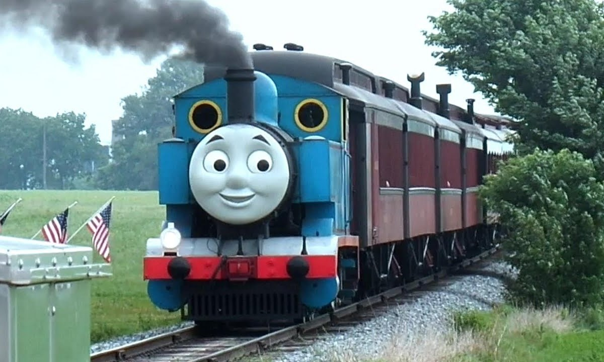 Is your kid a Thomas the Train superfan? Head to Capreol March 18