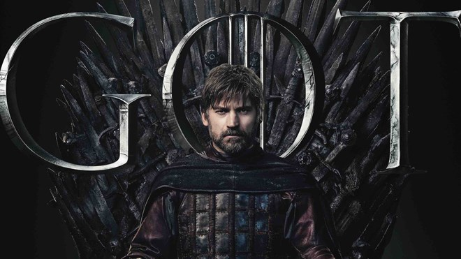 Actor Nikolaj Coster-Waldau, seen here in character as Jaime Lannister in Game of Thrones, will be in Greater Sudbury next month shooting a movie when the final season of the series hits the airwaves. (Supplied)