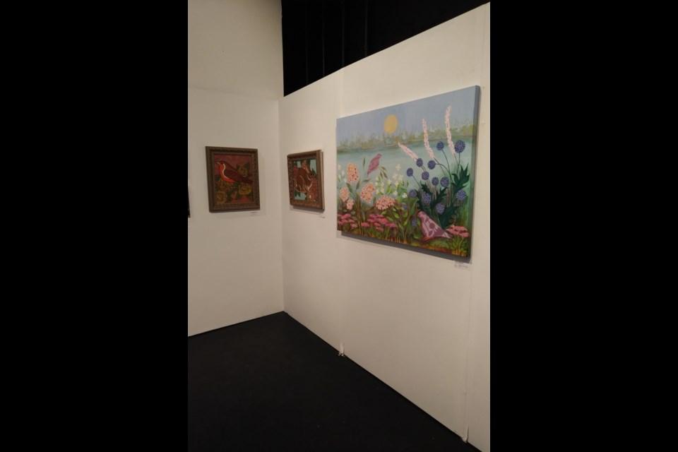 Art Exhibit Features Cambrian College Faculty Mentors Sudbury Com