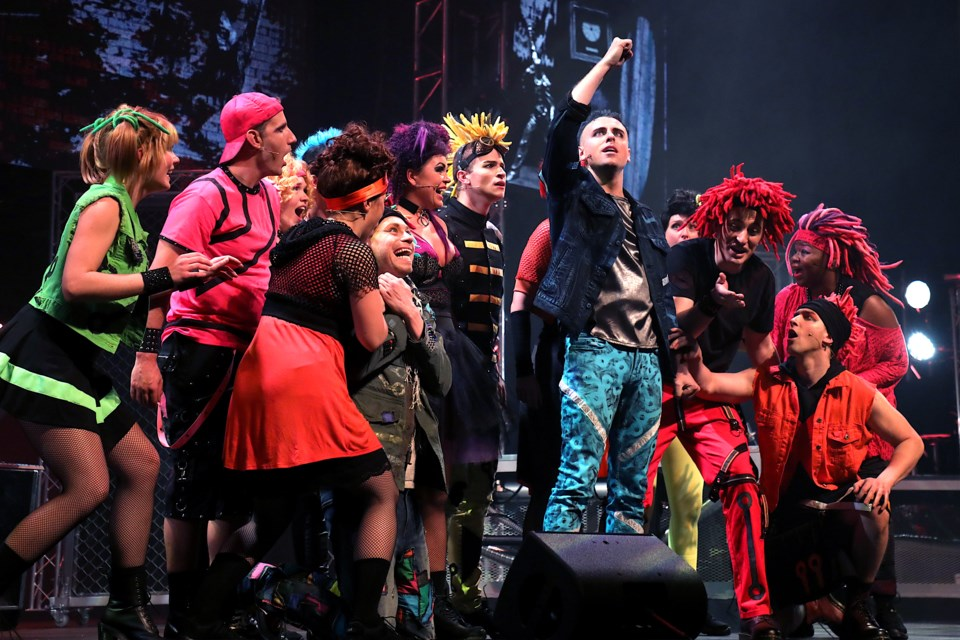 """""""We Will Rock You"""" visits the Sudbury Arena Jan. 30. (Supplied)"""