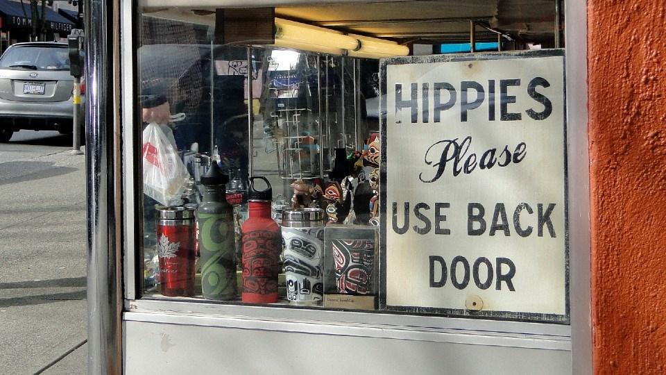 historic hippy image