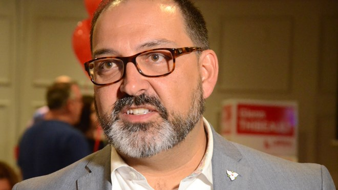 Glenn Thibeault's testimony before the Committee of Financial Transparency last week was a clash of Liberal political tactics and Tory ones. (File)