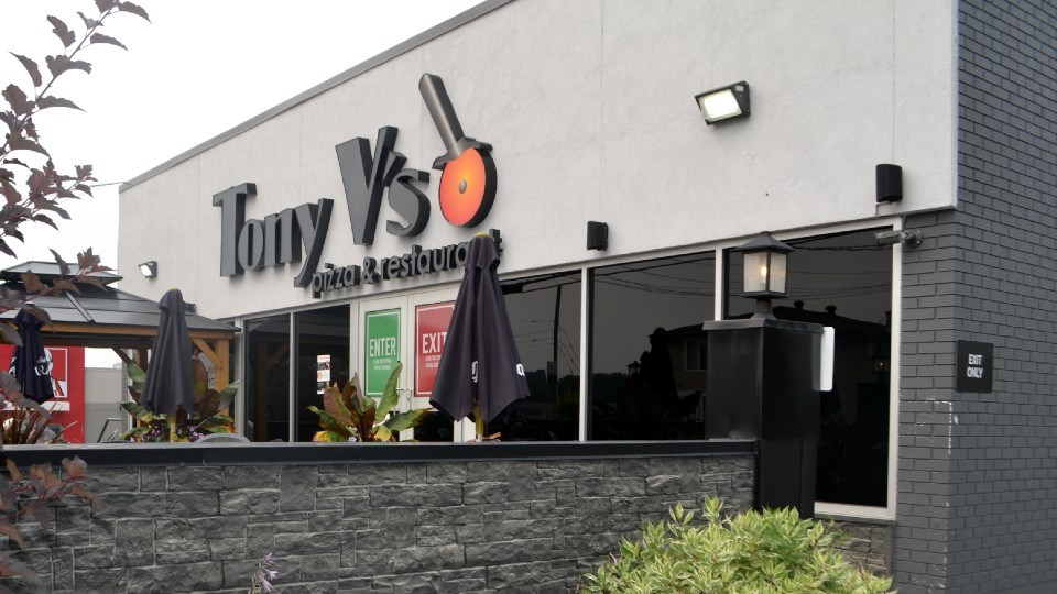 Tony V's, located in the South End, has been serving a blend of Greek, Italian and Canadian cuisine under the Nesci family name since 2010.