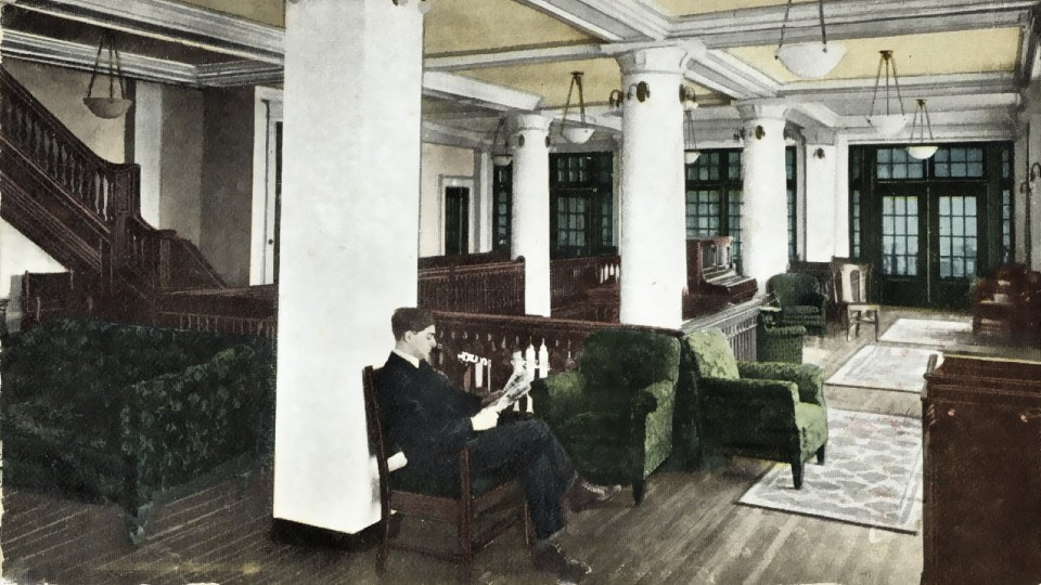 When The Nickel Range opened in 1914, it was one of the swankiest hotels in Northern Ontario.