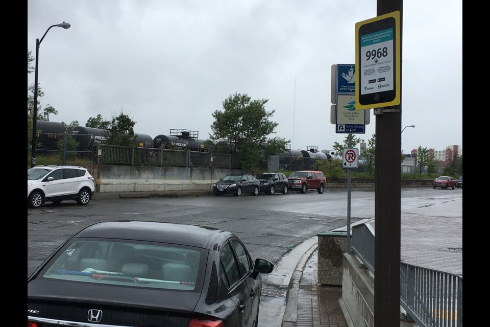 Outcry from Sudbury's downtown businesses has prompted Greater Sudbury city council to reinstate metered parking fees. (Matt Durnan/Sudbury.com)