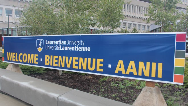 Laurentian University. (File)