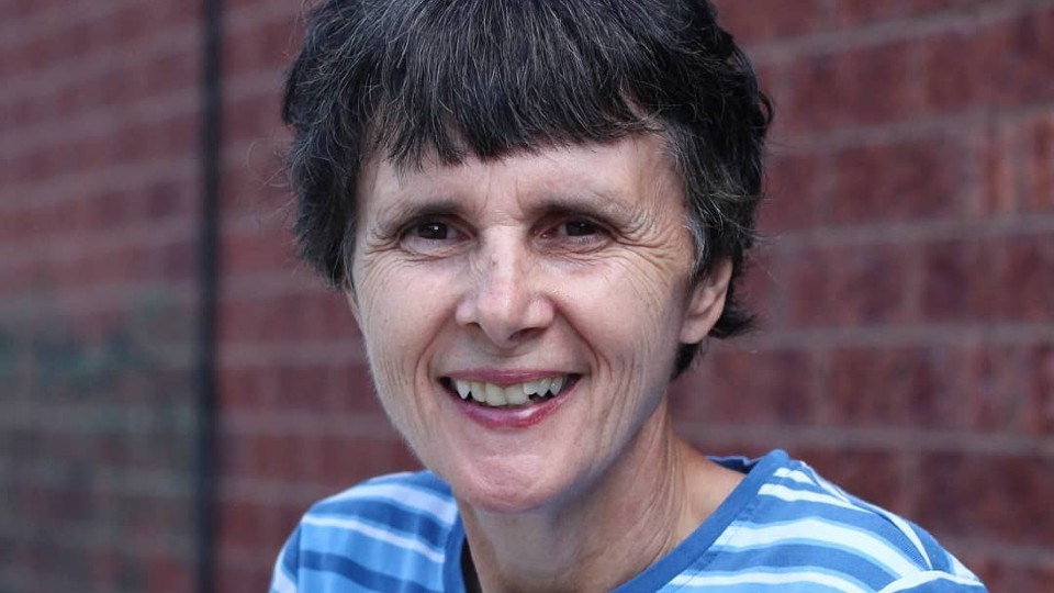 Julie Beare is a dedicated volunteer with Sudbury Independent Cinema.