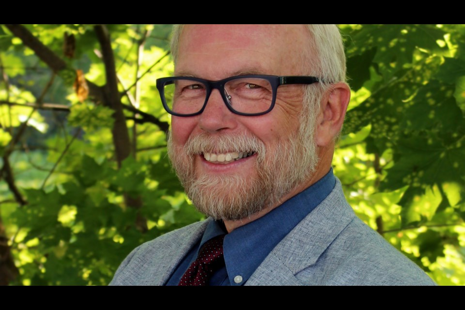 Greater Sudbury mayoral candidate Bill Crumplin. (Supplied)
