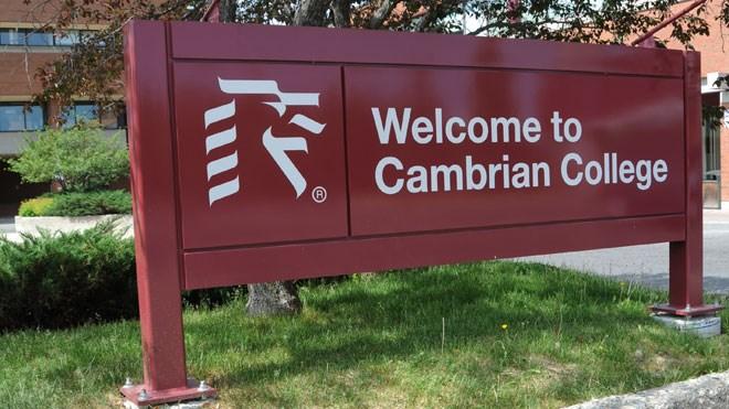 Cambrian College. (File)