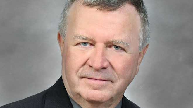 Ward 5 Coun. Robert Kirwan is well known for his combative approach to dealing with people who disagree with him. That approach has earned him a reprimand from the city's integrity commissioner, Robert Swayze. (File)