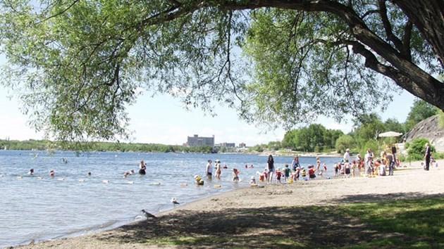 ramsey_lake_beach