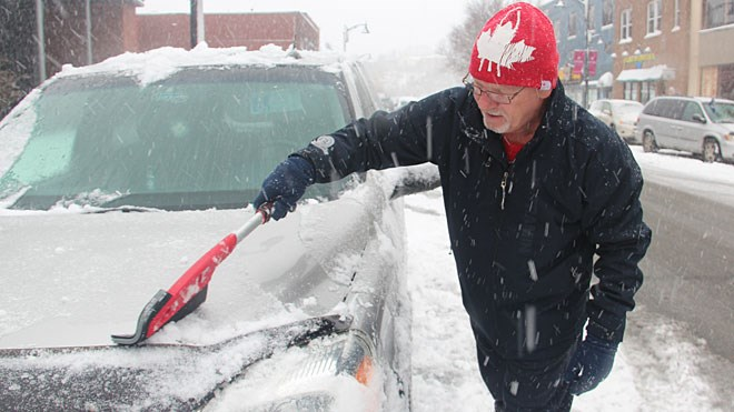 Environment Canada issues winter weather travel advisory for capital region