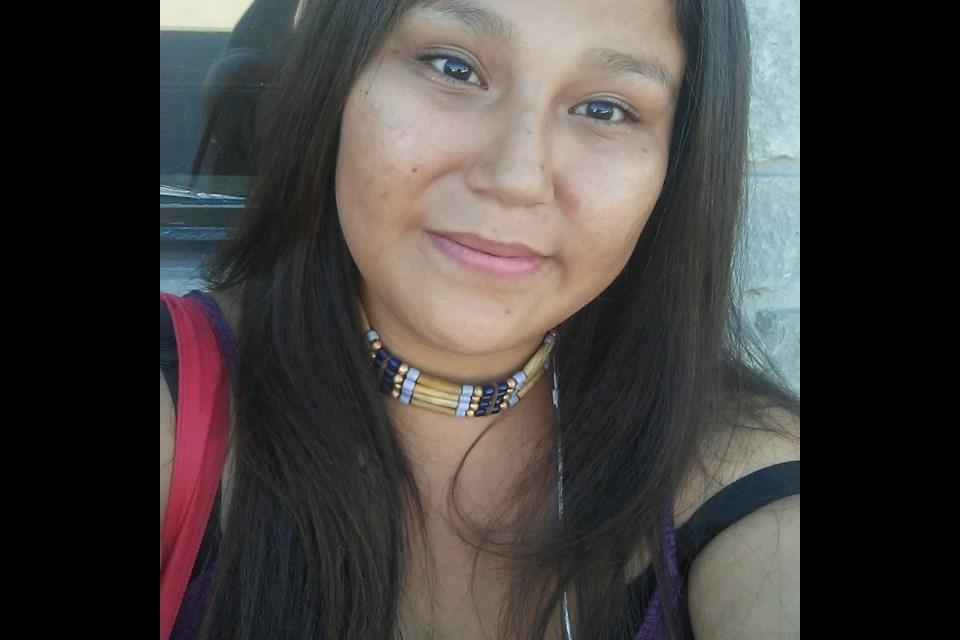 Carleena Owen, 23, was last seen Tuesday morning in the Mountain Street area in Greater Sudbury. (Supplied/Greater Sudbury Police)