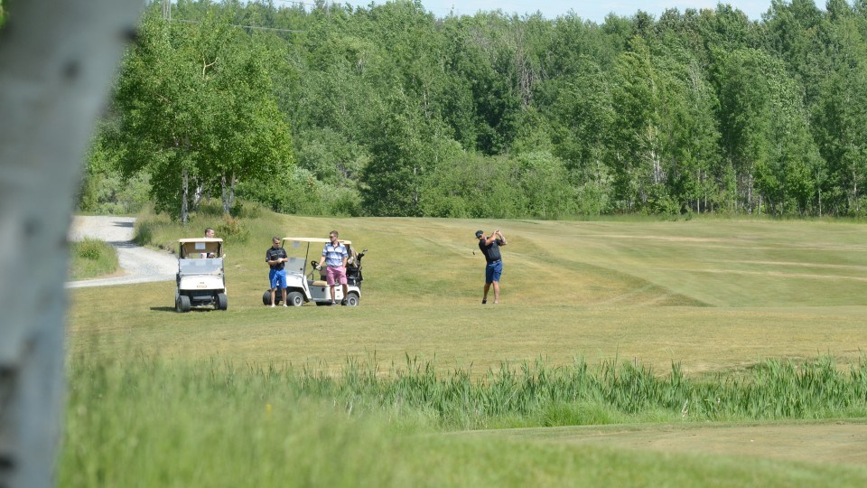 Golfers are hoping for some good news as Premier Doug Ford is expected to announce today that courses can begin reopening soon. (File)