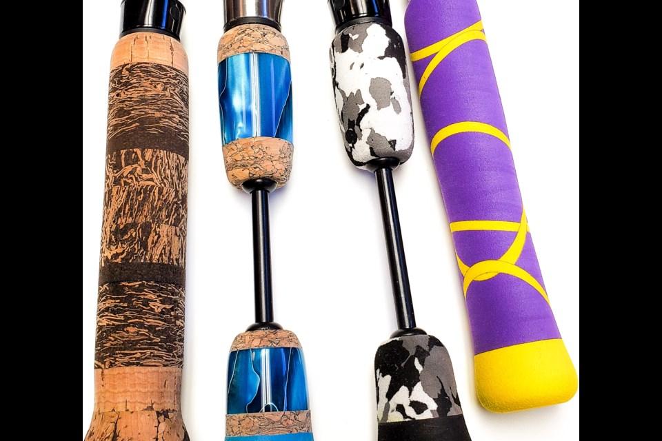 Hogman's Custom Rods. Supplied photo