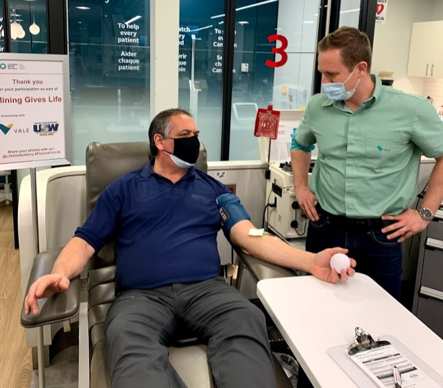 SUD Spotlight image Canadian Blood Services_March 2021