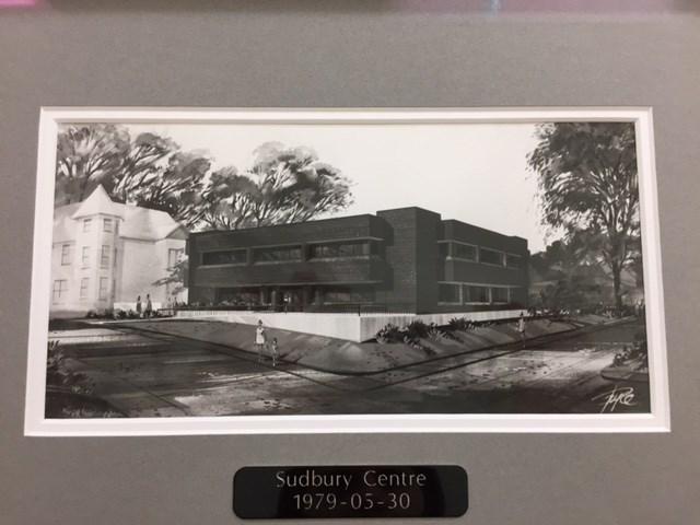 Canadian Blood Services's old home on Cedar Street, Sudbury. (1998-2015)