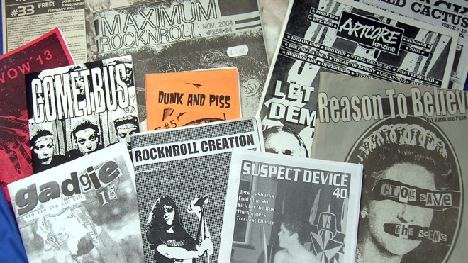 Zine scene: Celebrate DIY culture (and get a little punk rock about it) at  Expozine 2.0 on May 12 - Sudbury.com