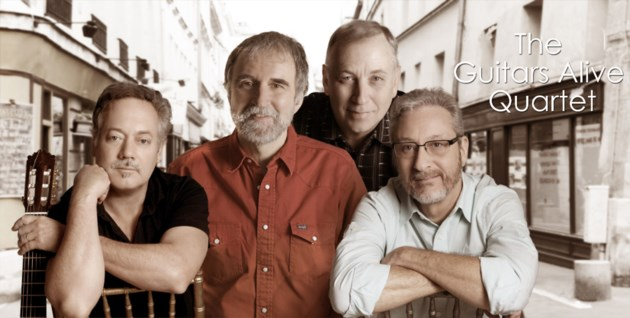 39 latin groove 39 guitars alive quartet releases 2nd album with june 6 concert. Black Bedroom Furniture Sets. Home Design Ideas