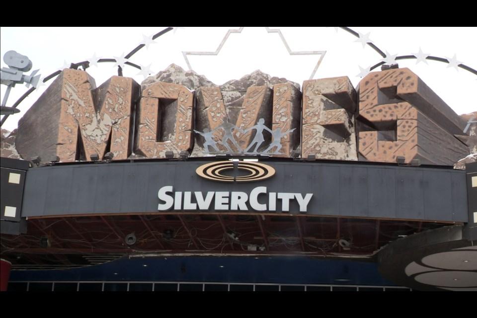 SilverCity Cinemas in Sudbury reopened Feb. 26 as COVID-19 restrictions ease across Ontario.