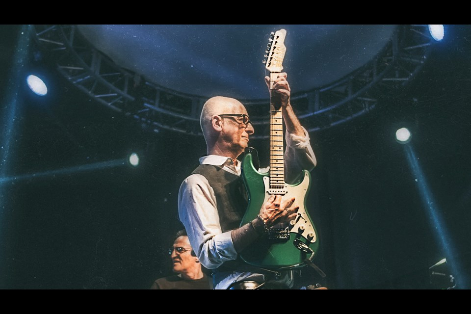 Veteran Canadian musician Kim Mitchell headlines rock night at Valley East Days Sept. 7. (Supplied)