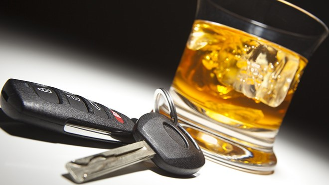 Collision leads to impaired charges