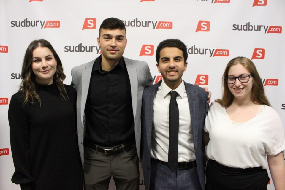 Sudbury.com hosted the 40 Under 40 Awards on Nov. 14 at the Caruso Club. (Matt Durnan/Sudbury.com)