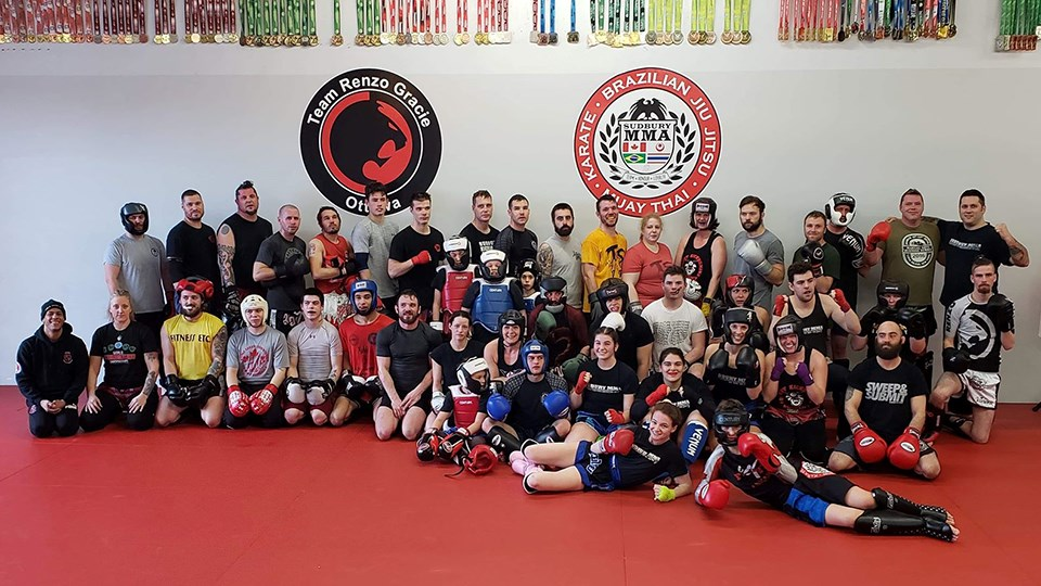 Northern MMA community raises $1,310 for YMCA Strong Kids Campaign