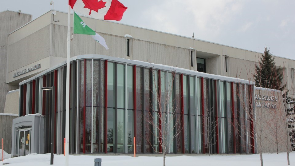 2021 Alphonse Raymond Building Laurentian University Sized