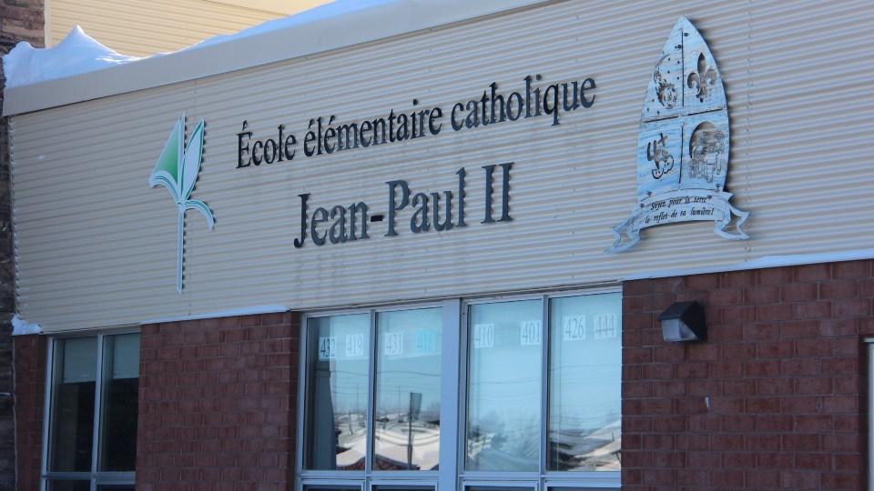 Ecole Jean-Paul II Sized