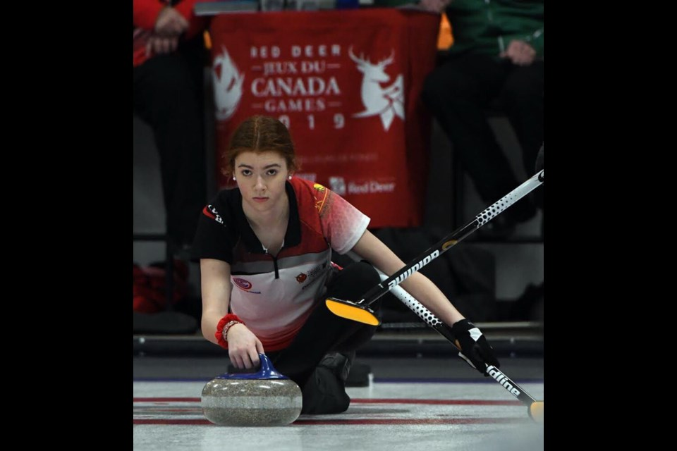 Curling At The 2020 Olympic Winter Games.Sudbury Curler Selected To Represent Canada At Youth Winter