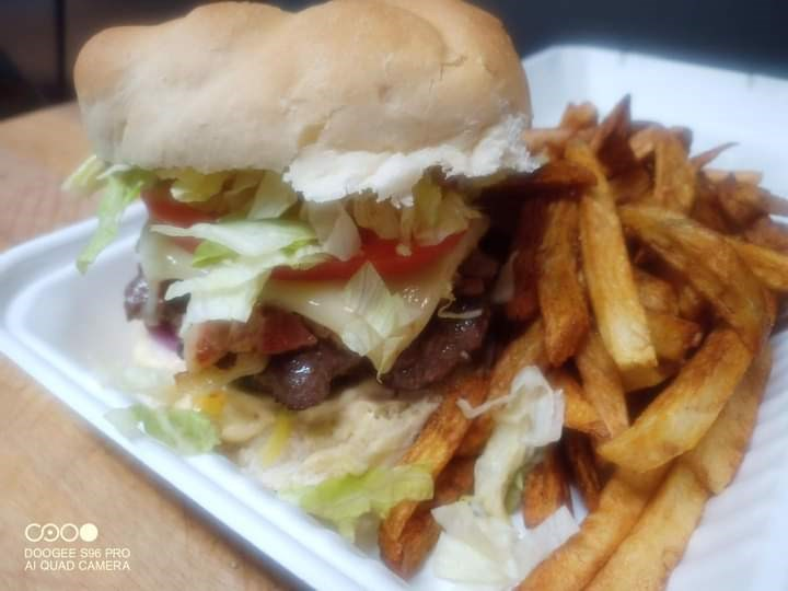 Andy's Eats opened in Hopper's Variety on Highway 588 on Nov.12 last year.