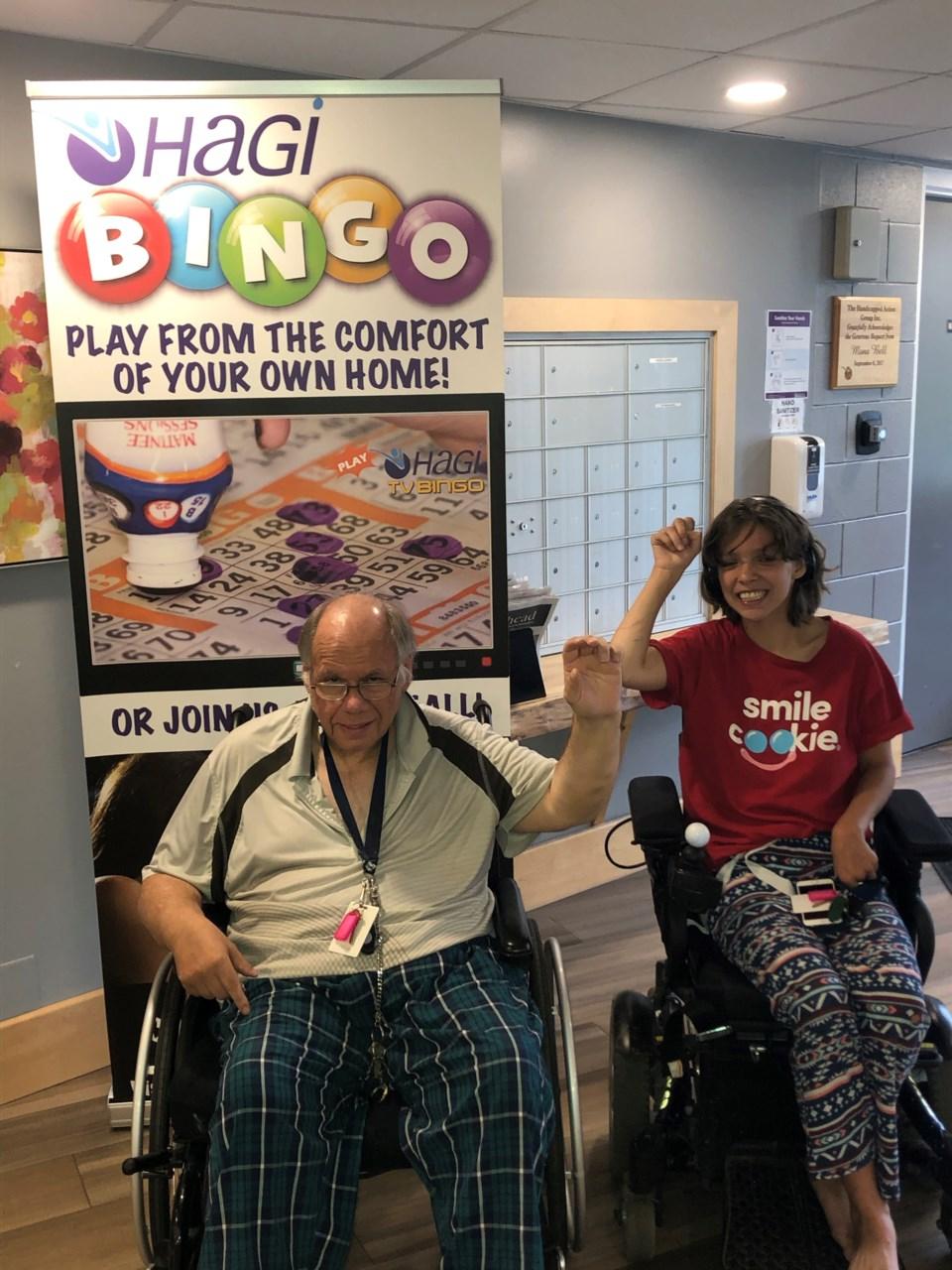 JAY AND GEMMA bingo