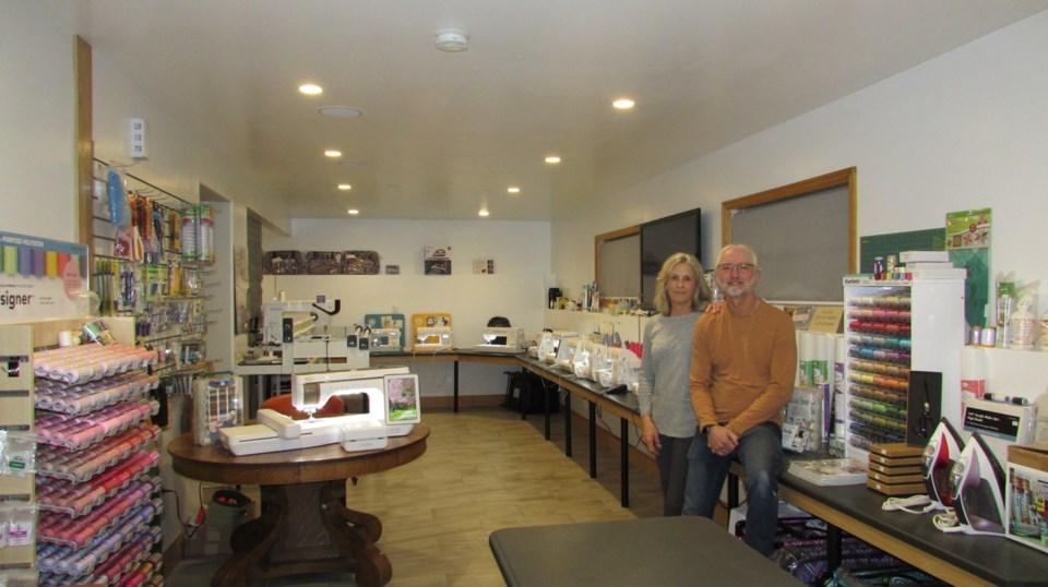 Keith and Lynda Showroom (1)