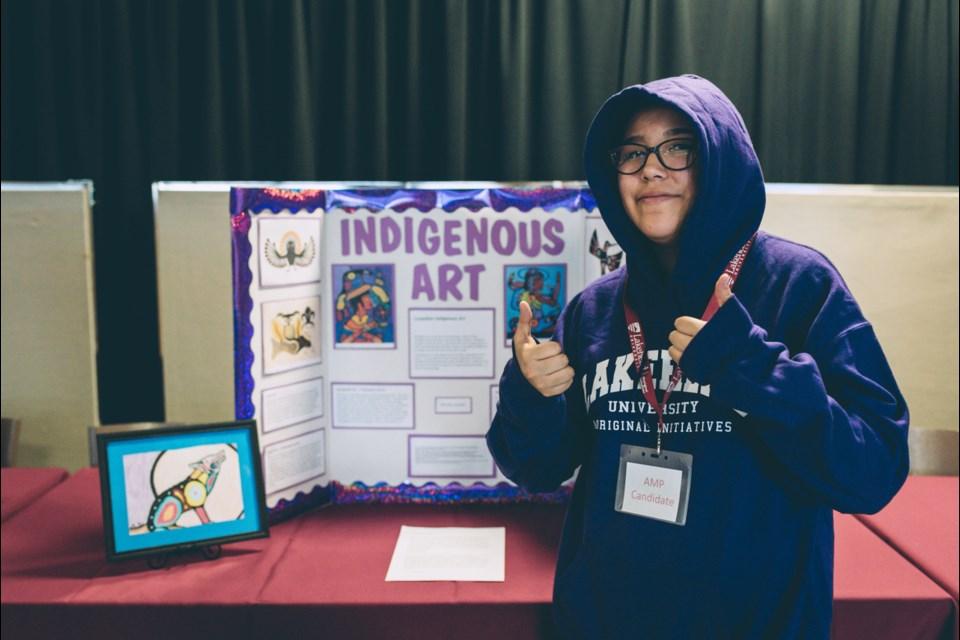 Aboriginal Mentorship Program (Photo supplied)