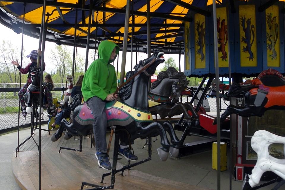 Chippewa Carousel