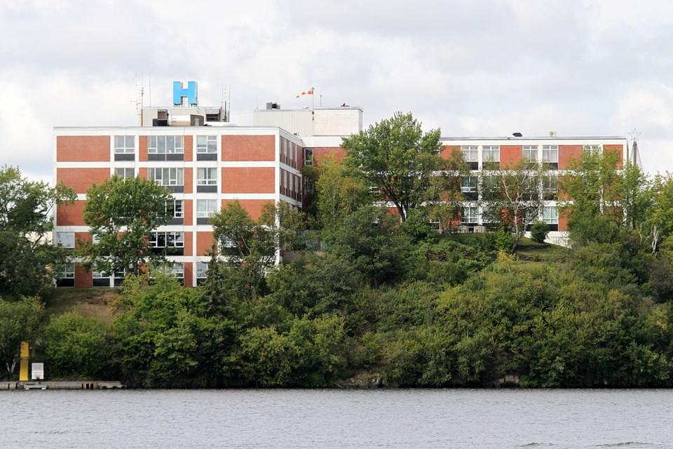 Lake of the Woods Hospital.