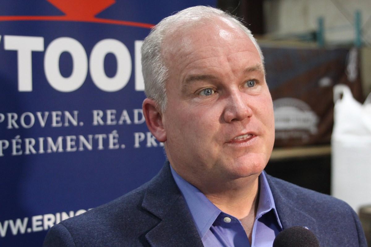 Conservative leadership hopeful headed to Thunder Bay