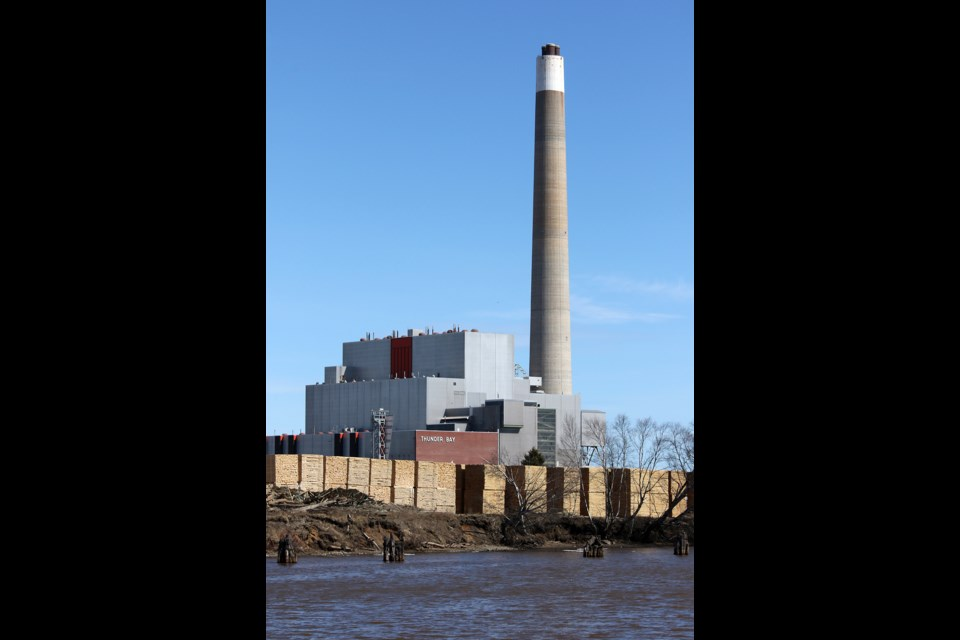 OPG announced the decommissioning of the the Thunder Bay Generating Station in 2018 (TBNewswatch)