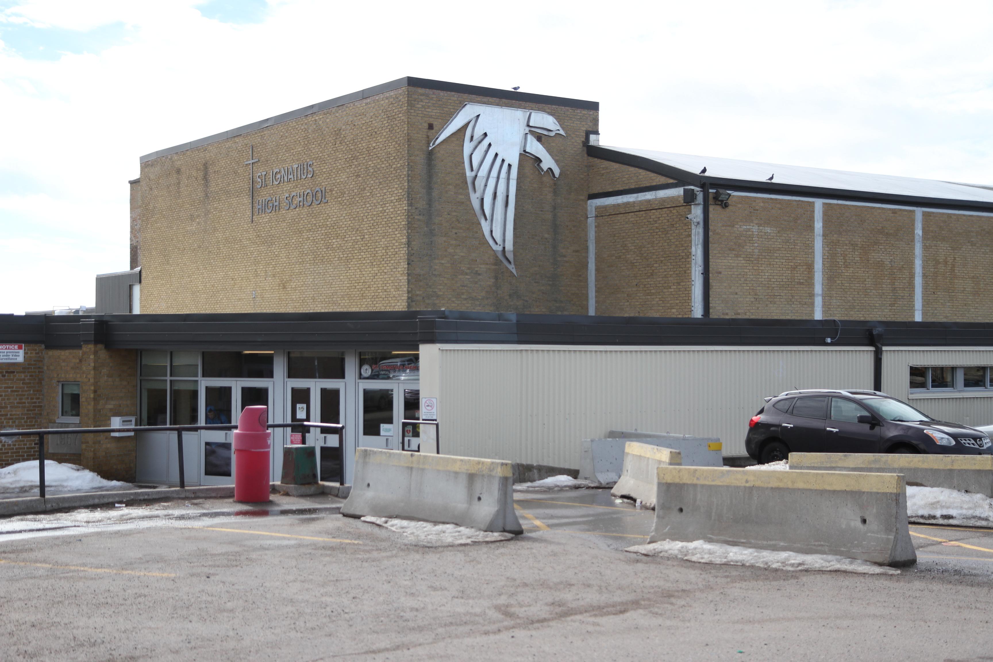 Image result for saint Ignatius high school, thunder Bay, Ontario
