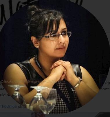 Dr. Nadia Alam, OMA president