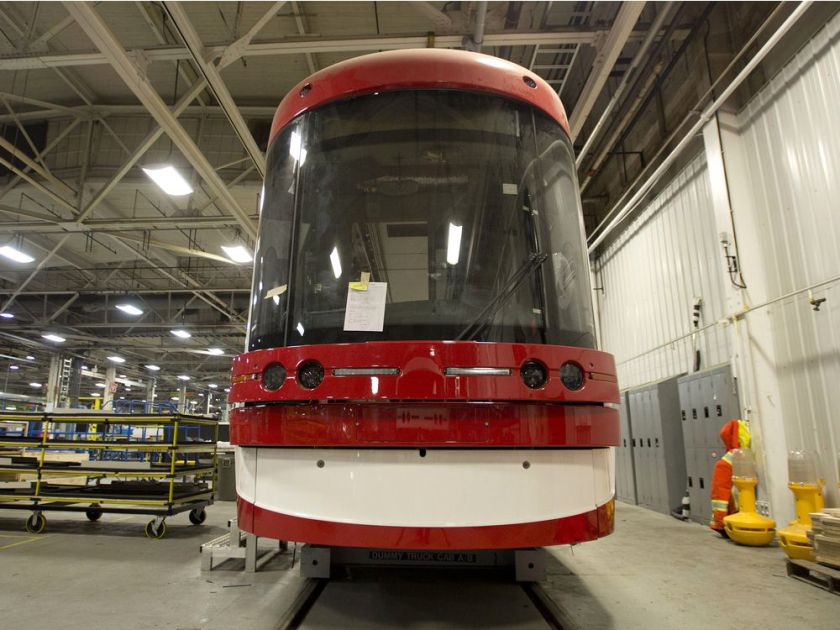 TTC, Bombardier refute report on streetcar reliability