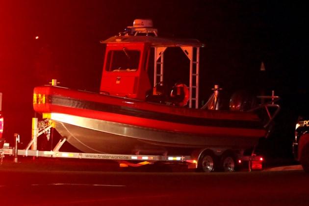 Boat Crash Rescue