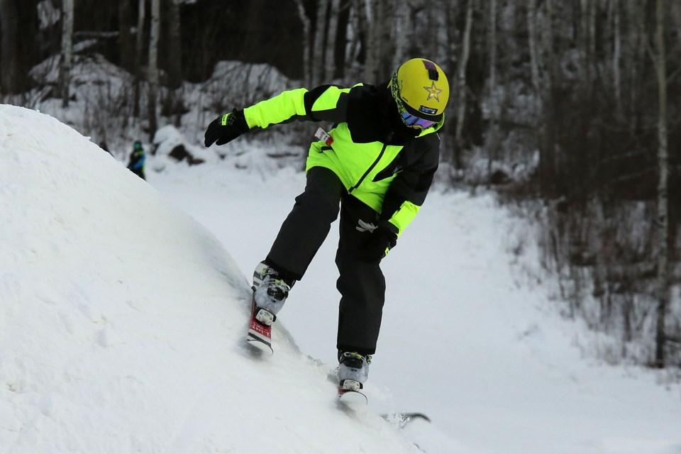 Loch Lomond Skier 3
