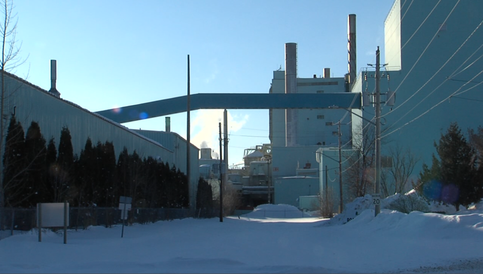 Resolute Fort Frances winter